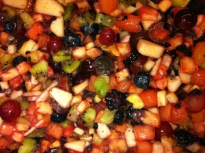 Fruit Salad...Yummy Yummy!